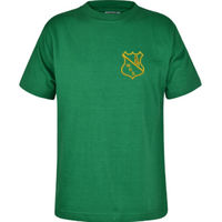 T-Shirt (Emerald,Royal) Thumbnail